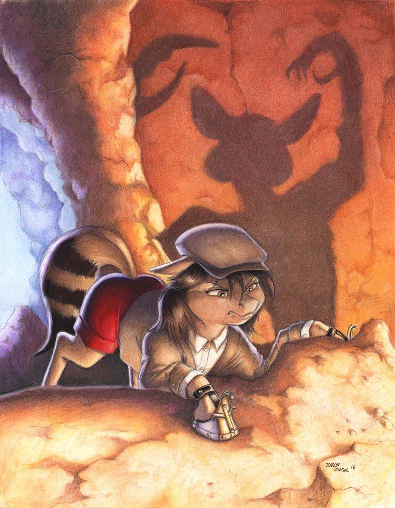 Where evil lurks (Roan) by Sura-Resch