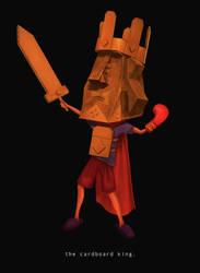 The Cardboard King