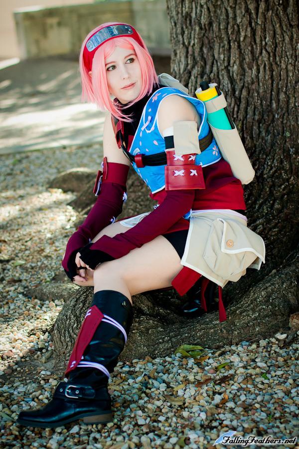 Sakura Haruno from Ryujinki by MargotlaRue