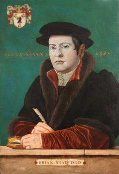 Tudor bloke commission