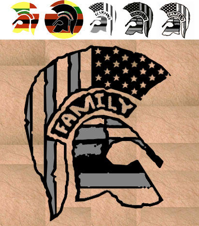 Trojan Flag Tattoo Design by ~racejasonulose on deviantART