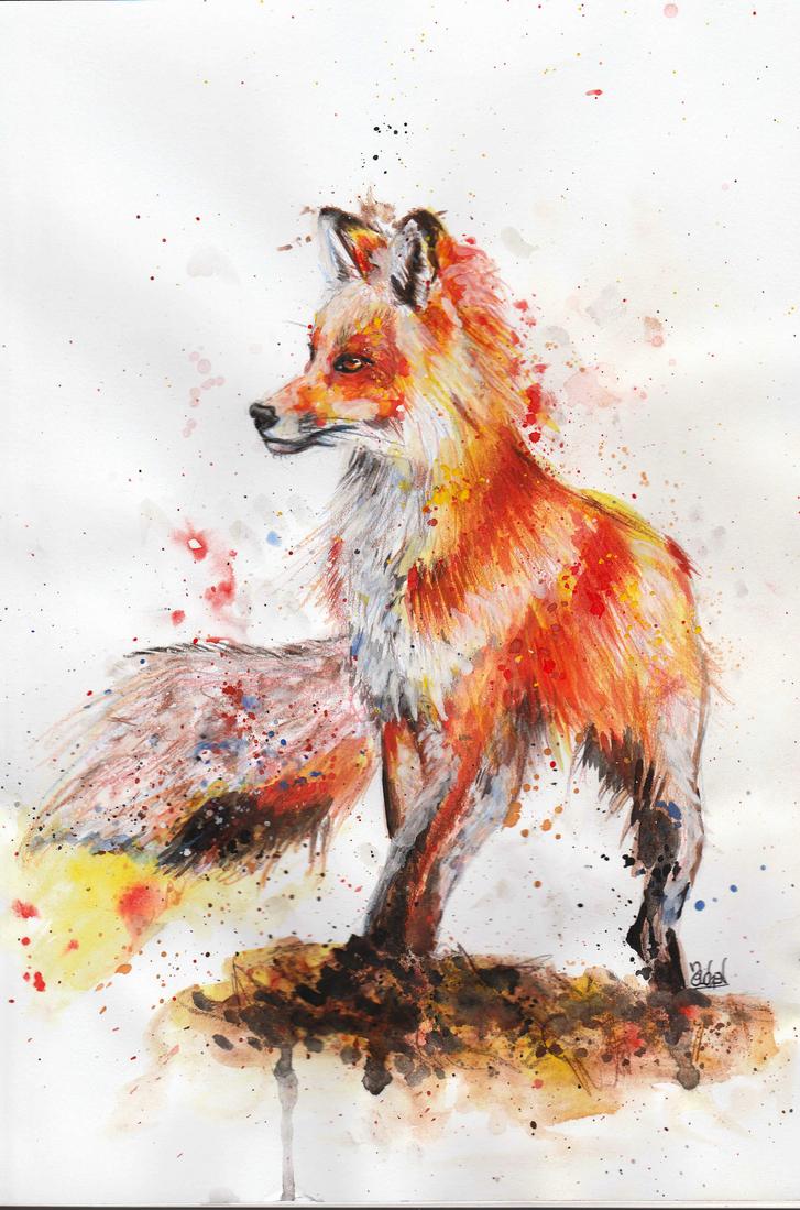 Fox by Toiger