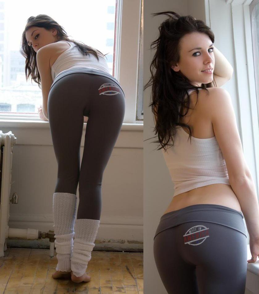 yoga pants - made in americanayias01 on deviantart