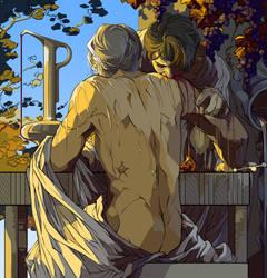 Bow and scrape by quaedam