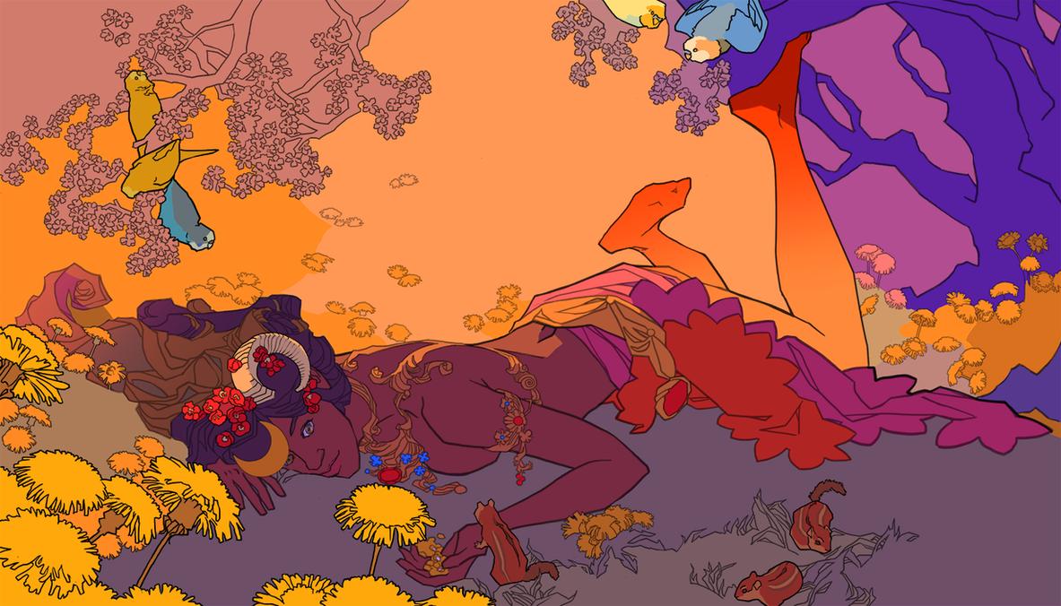 Season [illustration] by quaedam