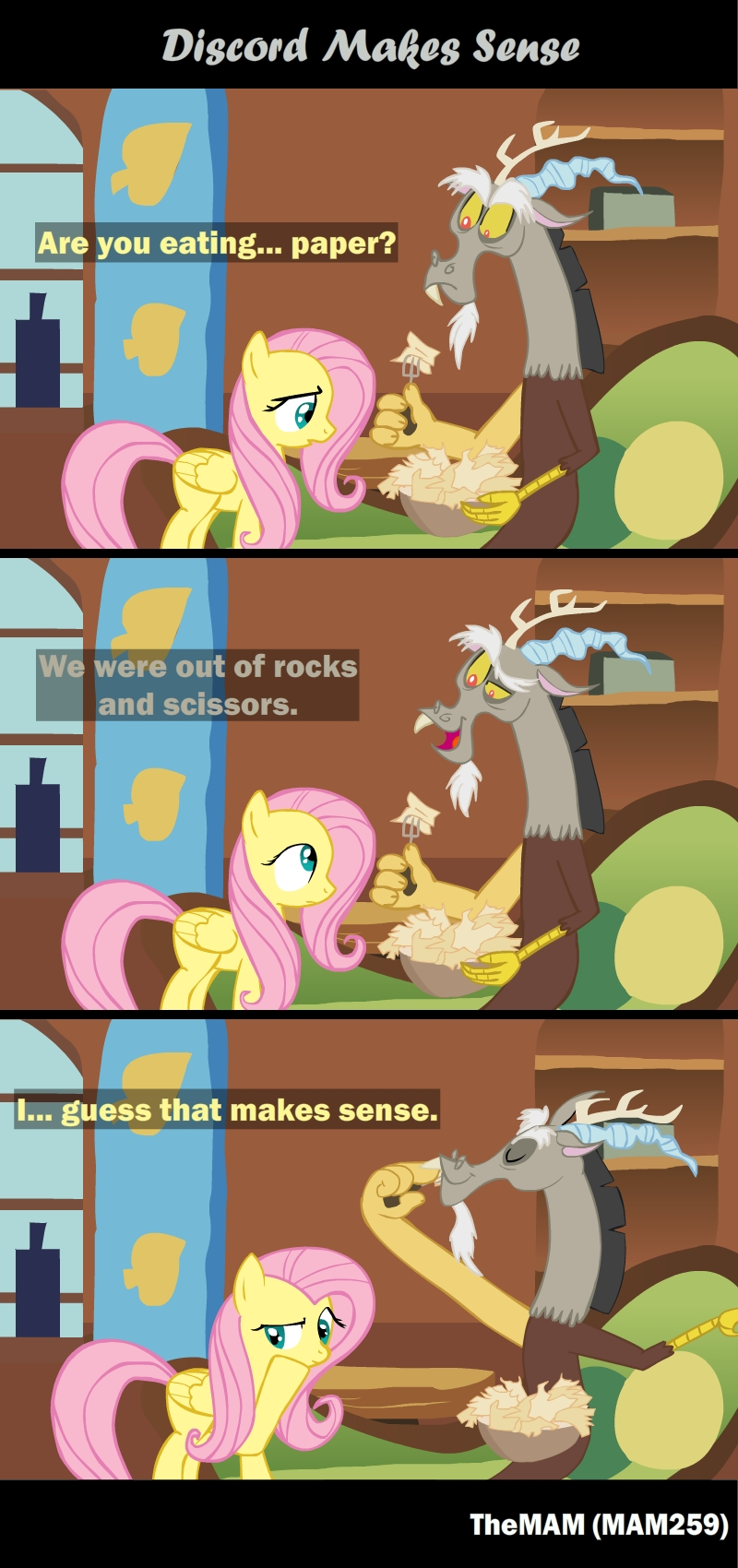 Discord Makes Sense by TheMAM