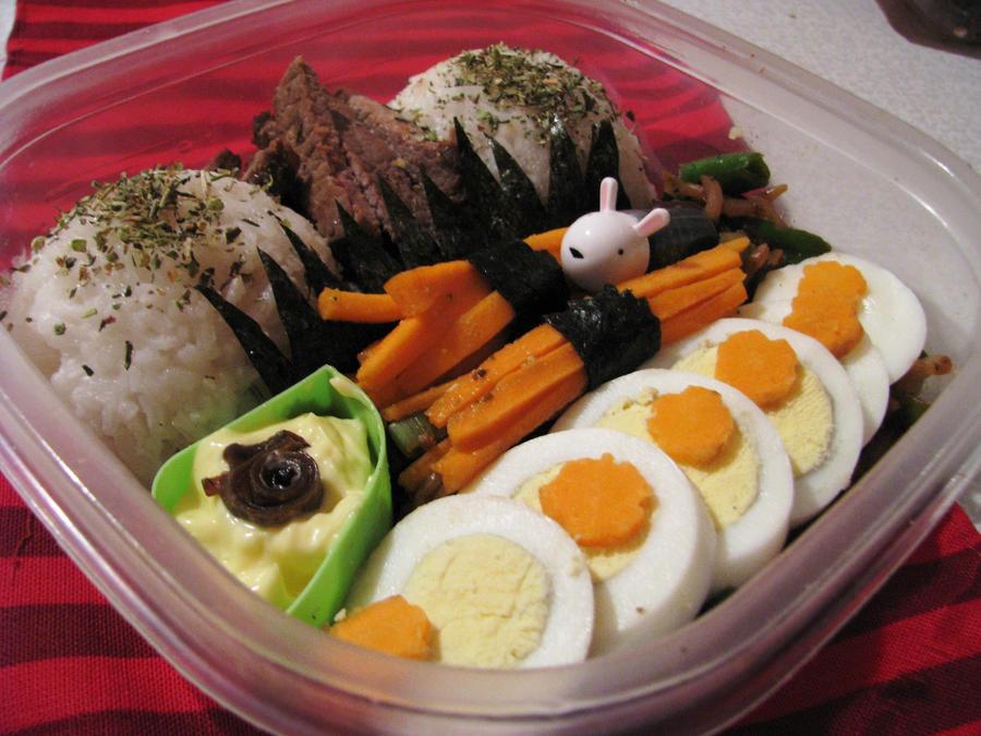 Usagi carrots by CountessAudronasha