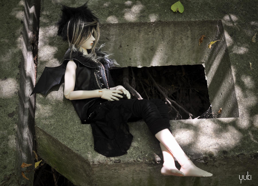 Resting by CountessAudronasha