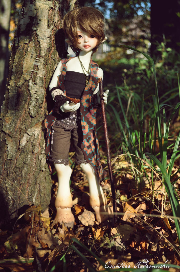 Little faun by CountessAudronasha