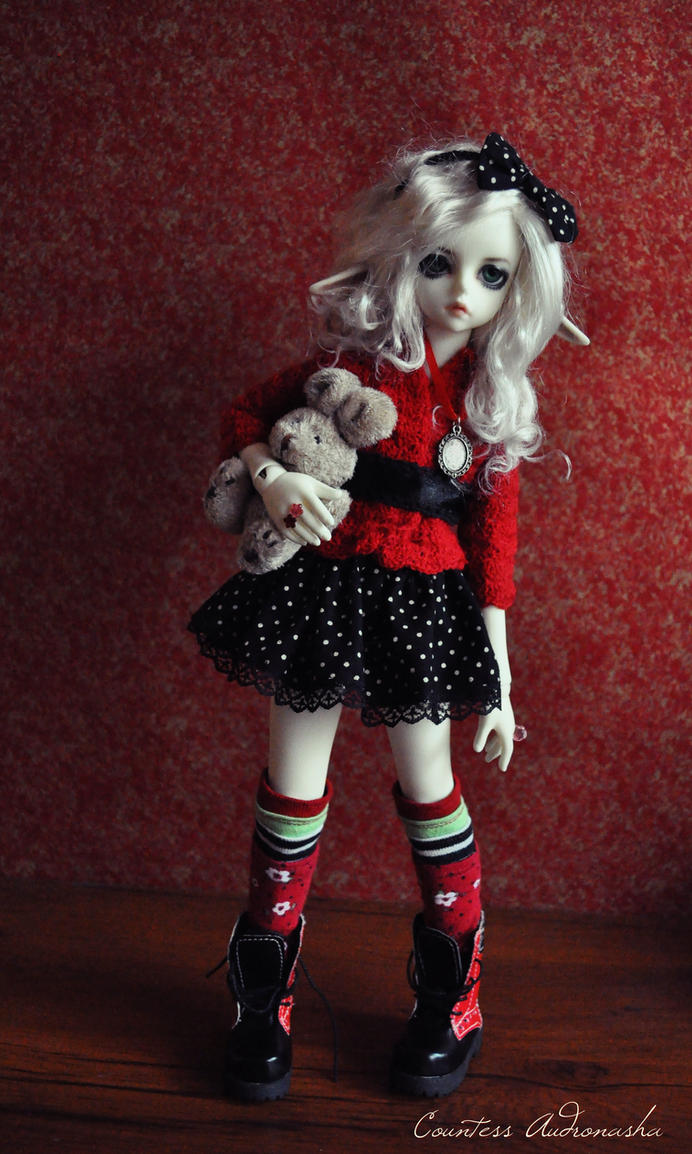 Punk Lolita by CountessAudronasha