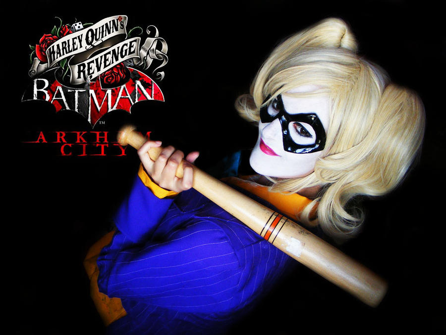 Harley is the new Joker by Youei