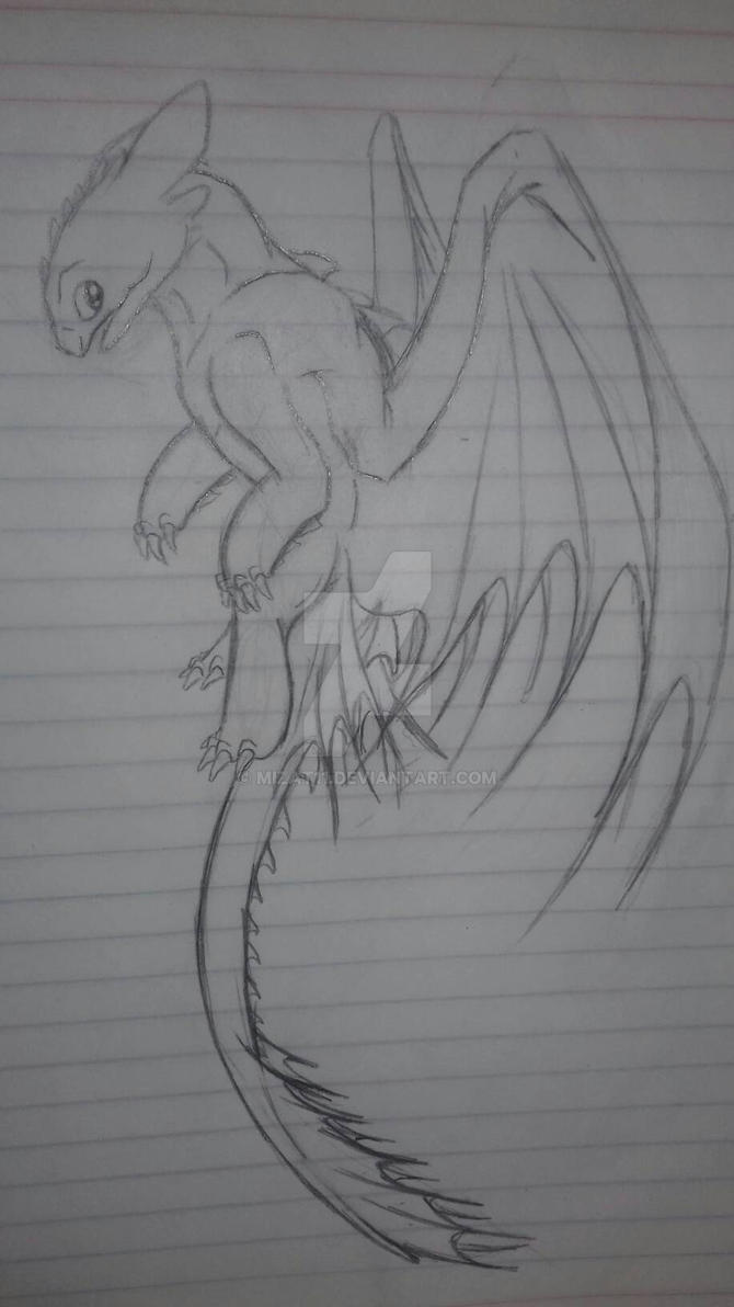 Sketch 2 by MizaT11