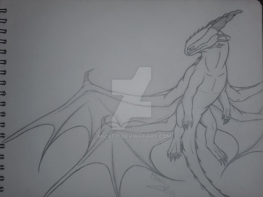 Corvus - Sketch by MizaT11