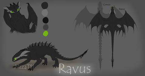 Ravus Ref. Sheet