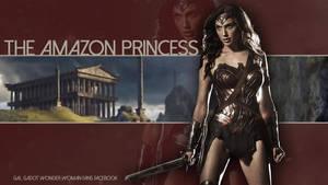 Gal Gadot Wonder Woman Wallpaper