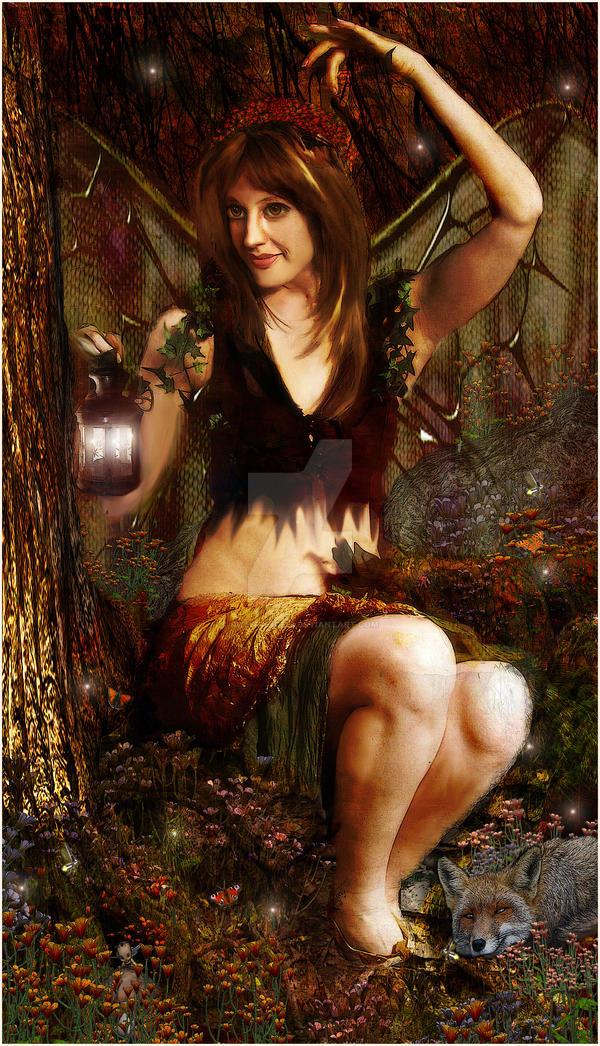Titania by sweetangel1