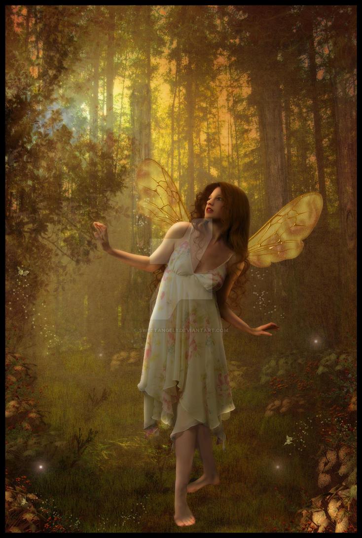 Were fairies roam by sweetangel1
