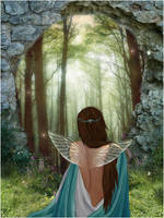 Angelic Fairy 2 by sweetangel1