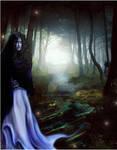 What lurks in the dark by sweetangel1