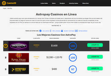 Astropay Chile