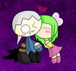 Cute Kiss-Beijo Fofo
