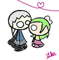 Little Doodle - Big Love by PrettyTak