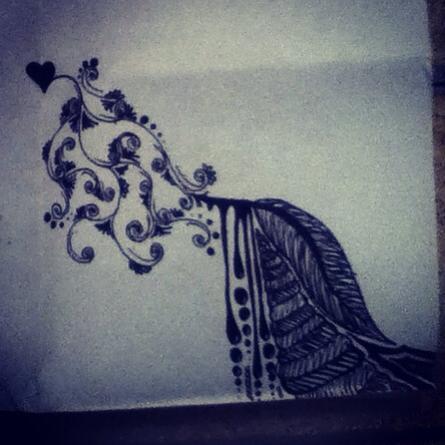 Swirly doodles by MoreLikeMe-LessLikeU