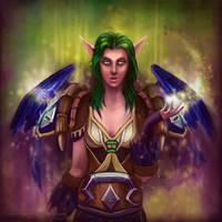 Hlorko: WoW Druid T11 by Suonya