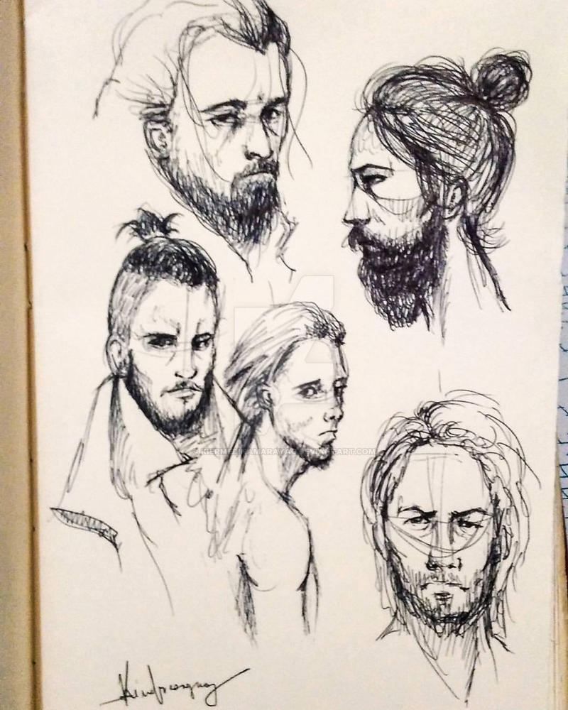 The Beards by KierMedinaMarayag on DeviantArt