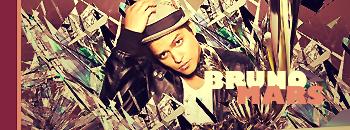 Bruno Mars by Meshedi