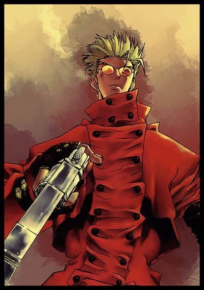 Trigun by Meshedi