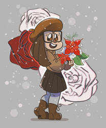 have yourself a rosy little christmas by mi-spark