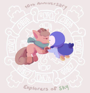 explorers of sky - 10th anniversary