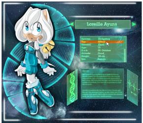 Loreille's Profile by Kimiko-Lynx