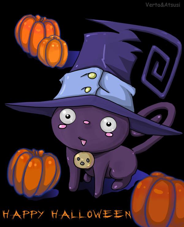 Blair soul eater halloween by vertamoltke on deviantart - This is halloween soul eater ...