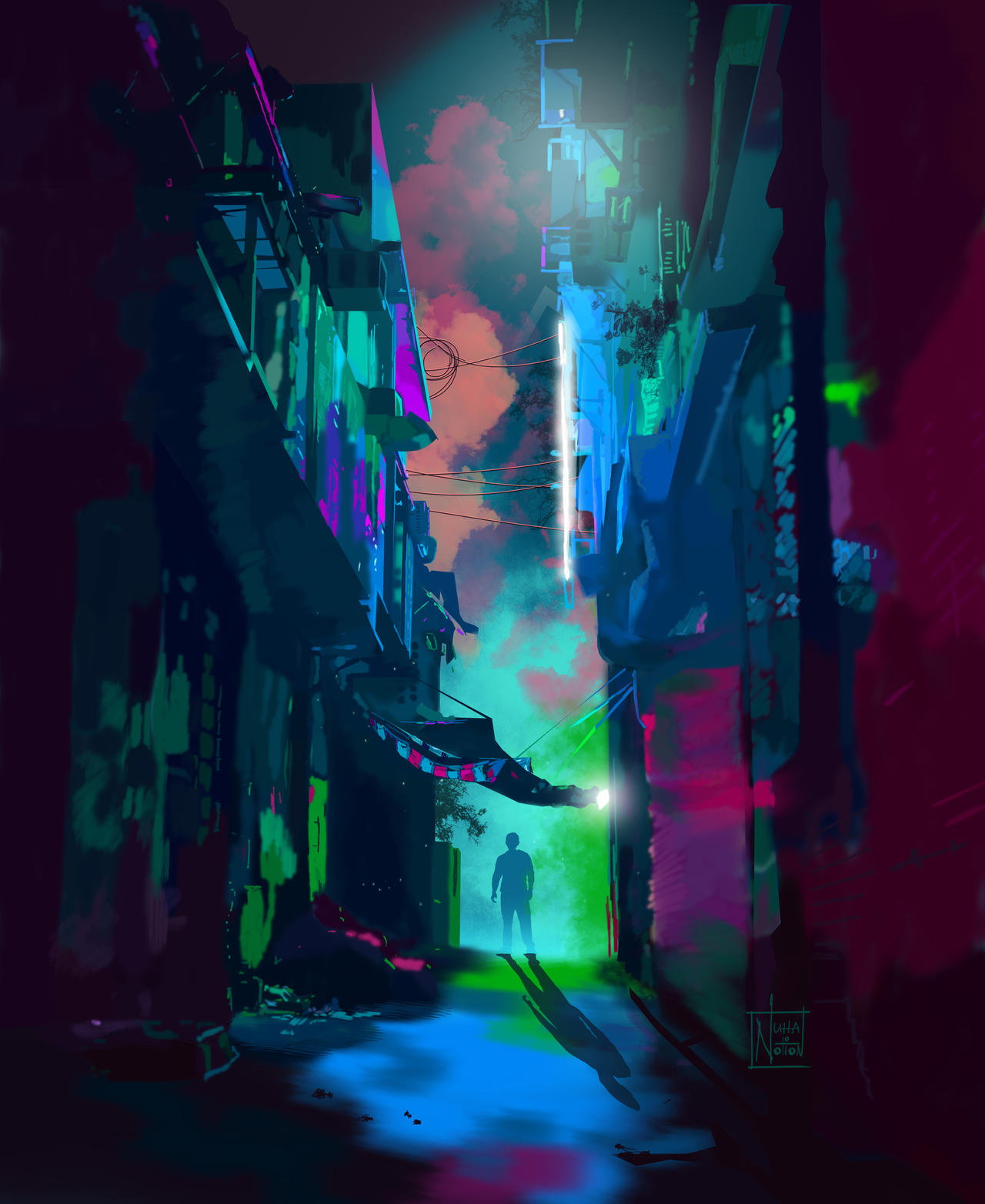 Mystery Alley