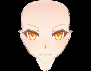 TDA face edit by AneCoco