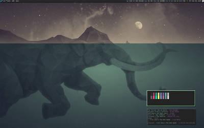 Elefante by DatKota