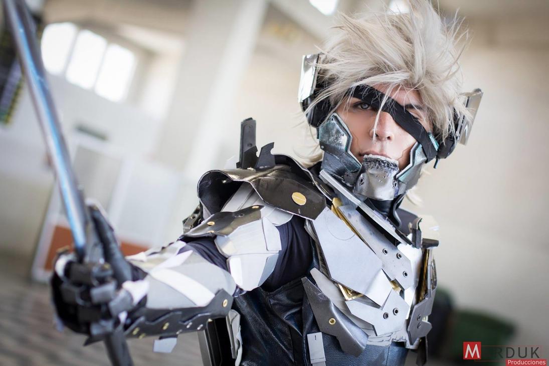 Raiden Cosplay by G-cosplayer