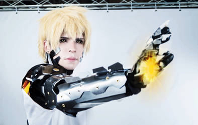 Genos - Cosplay by G-cosplayer