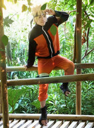 Uzumaki Naruto Cosplay by G-cosplayer