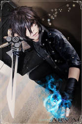 Noctis Cosplay by G-cosplayer