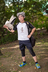Bokuto Cosplay - Haikyuu!! by G-cosplayer