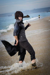 Noctis Cosplay FinalFantasy XV by G-cosplayer