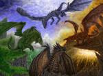 Elemental Dragons I