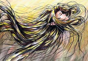 She is like the wind by Ka7