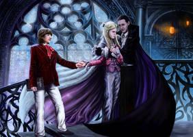 Tanz der Vampire by Ka7
