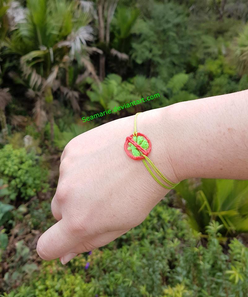 Anti-Coriander Bracelet by Seamarie