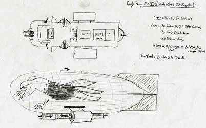 EagleFang Mk.2b Jet-Zeppelin