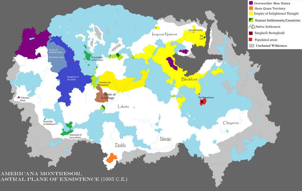 History of Americana Montresor -1005ce